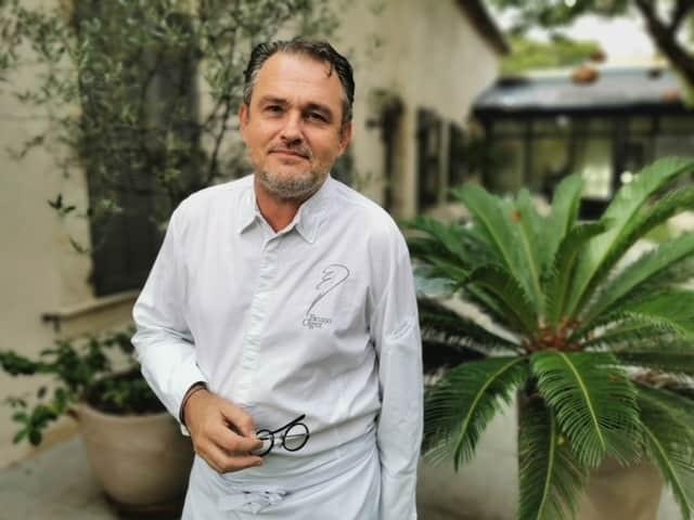 Bruno Oger, chef étoilé et éco-responsable