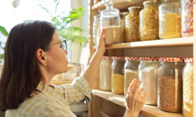 STORAGE TIPS TO AVOID FOOD WASTE