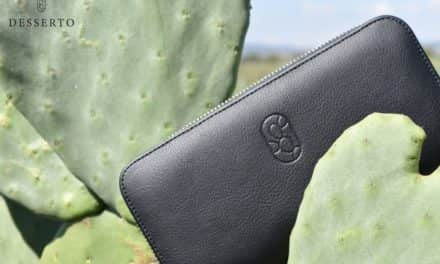 WHAT ABOUT CACTUS VEGAN LEATHER ?