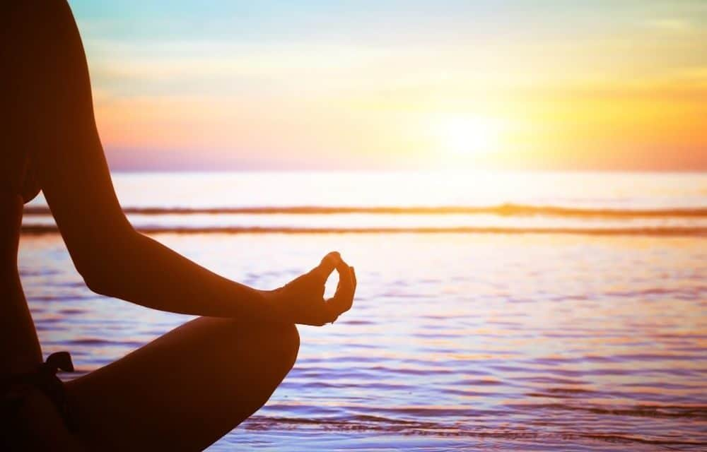 Chase relaxation with the best yoga app