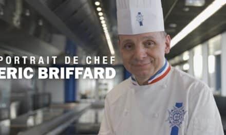 An encounter with Chef Eric Briffard, Meilleur Ouvrier de France
