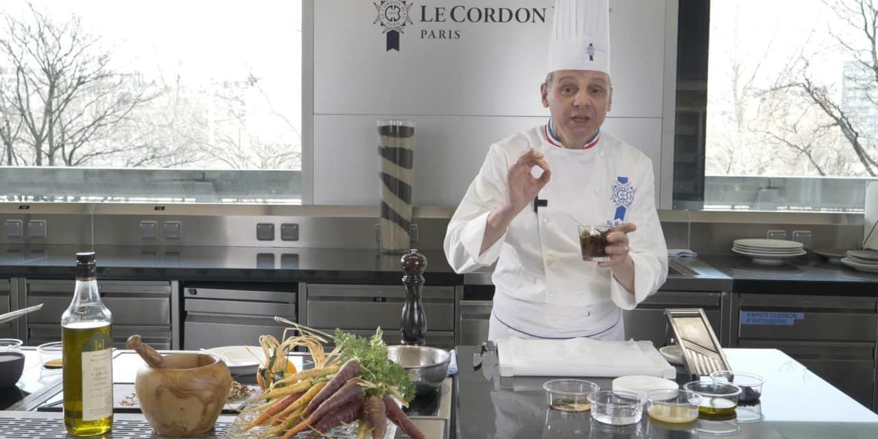 The Chef's touch: Raisins marinade