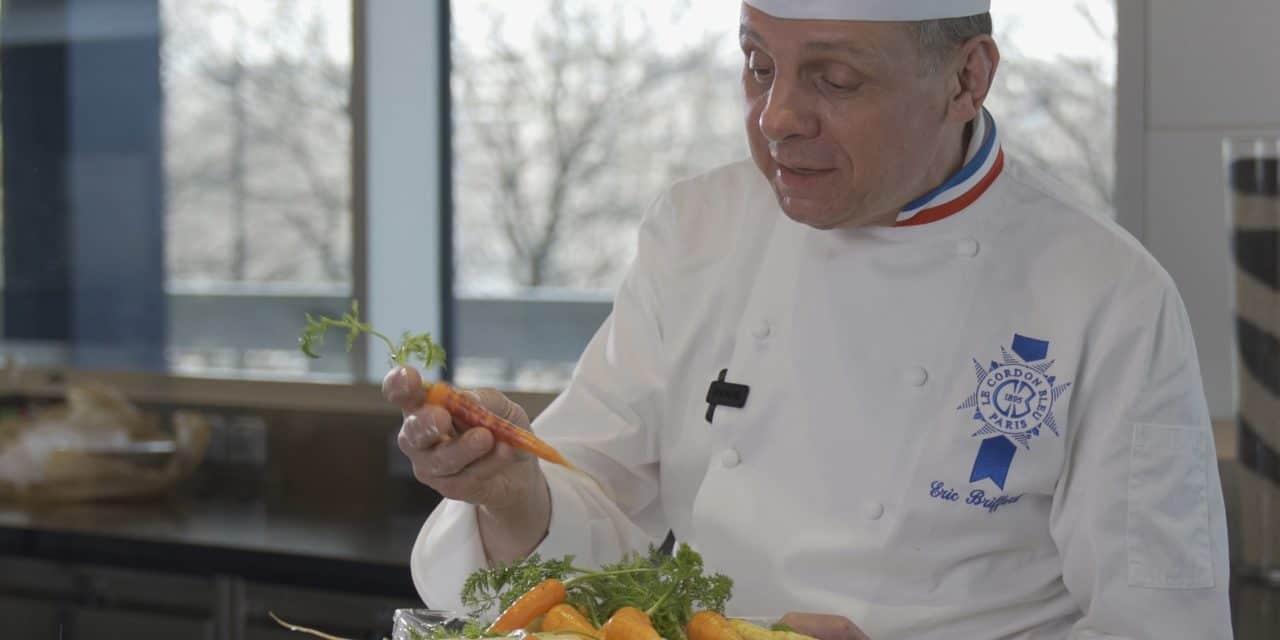 Bien choisir ses carottes fanes avec Éric Briffard