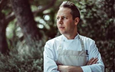 Yoric Tièche, le jeune chef du Grand-Hôtel Cap-Ferrat