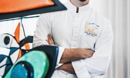 Aurélien Véquaud, chef from La Passagère*