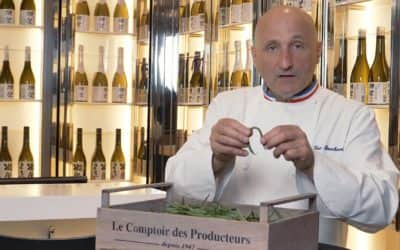 How to choose green beans with Eric Bouchenoire?