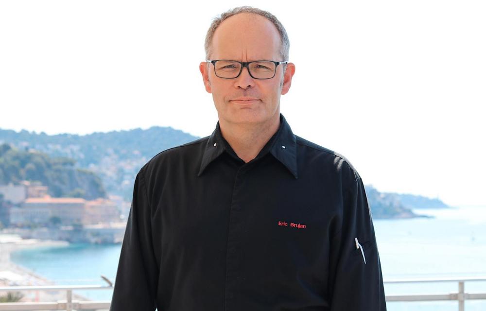 Éric Brujan, chef exécutif du Méridien Nice