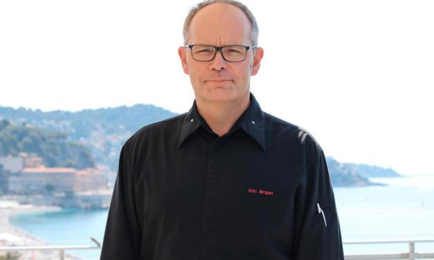 Éric Brujan, Executive chef at Méridien Nice