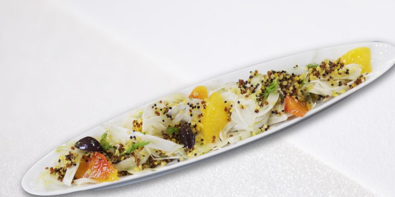 Le fenouil-quinoa d'Éric Briffard