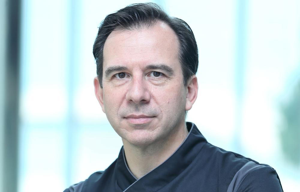 Laurent Colin, le chef Exécutif du Méridien Beach Plaza de Monaco