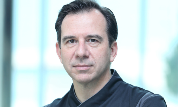 Laurent Colin, Executive chef of Méridien Beach Plaza de Monaco