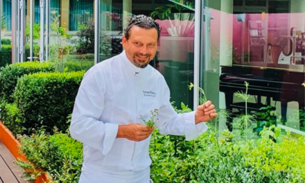 Fabrizio Domilici, l'Italie dans l'assiette