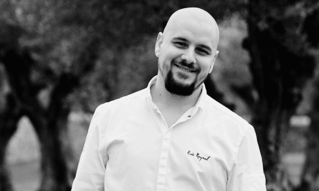 Éric Raynal, la passion du dessert