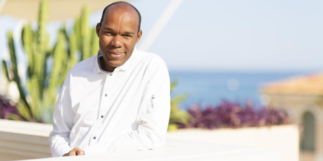 Marcel Ravin, chef exécutif du Monte-Carlo Bay Hôtel & Resort