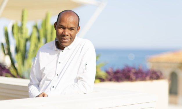 Marcel Ravin, Executive Chef of Monte-Carlo Bay Hotel & Resort