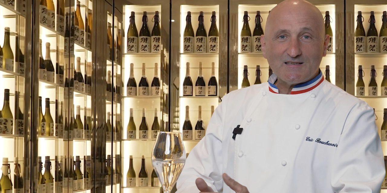 Le saké: la touche du chef Bouchenoire