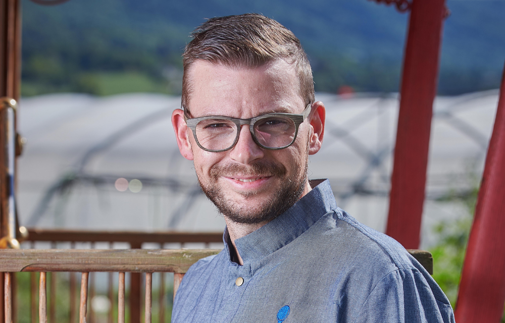 Julien Krauss, l'alsacien de Genève