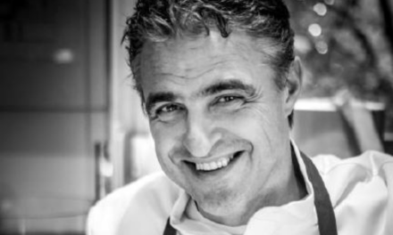Jérôme Banctel, the key recipe to success
