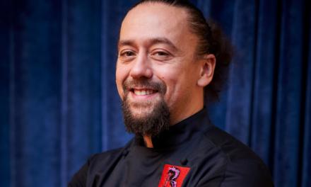 Richard Robe, chef de l'Hôtel Vernet
