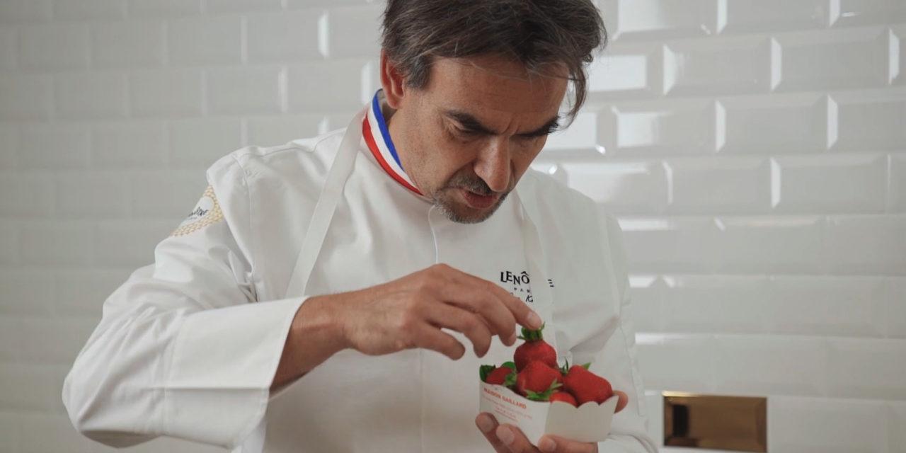 Bien choisir ses fraises avec Guy Krenzer