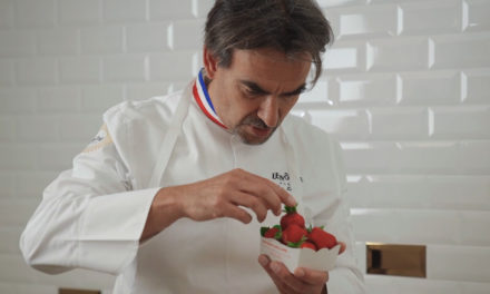 How to choose strawberries with Guy Krenzer