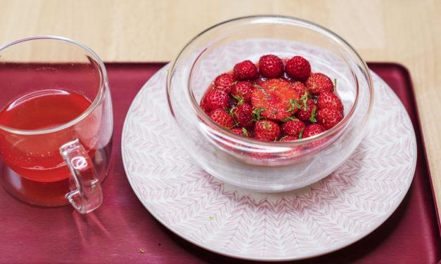 Strawberry Soup by Guy Krenzer