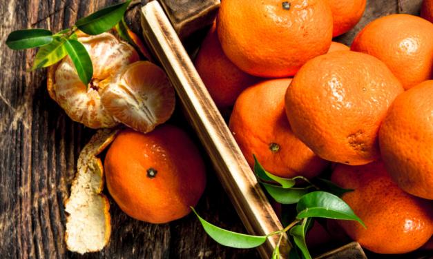 Les pelures de mandarine à notre rescousse !