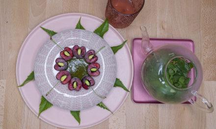 Cerises & pistaches de Guy Krenzer
