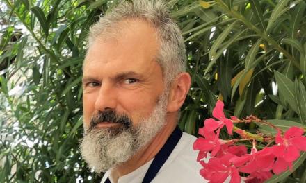 Christophe Patenotte : L'art de cuisiner
