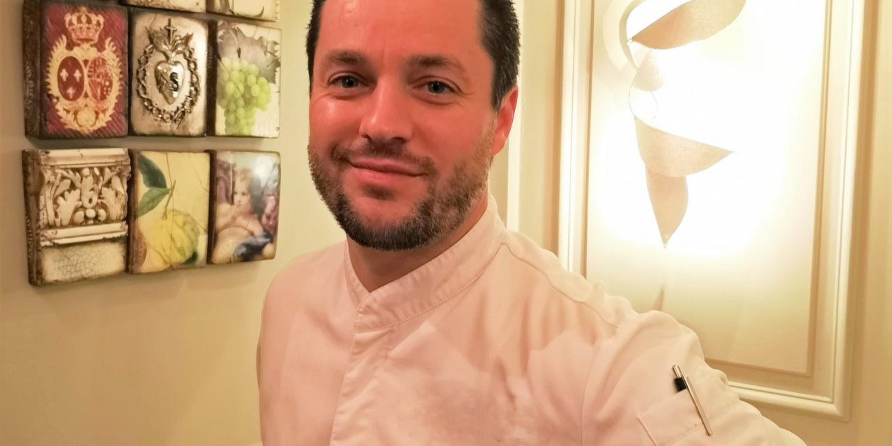 Arnaud Basile :  Chef du Mas Candille