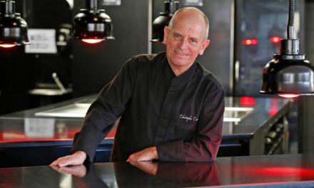 Christophe Cussac : L'unique chef du Métropole Monte-Carlo