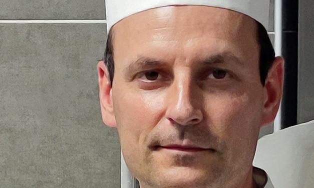 Anthony Salliège : Chef de l'Hostellerie des Gorges de Pennafort
