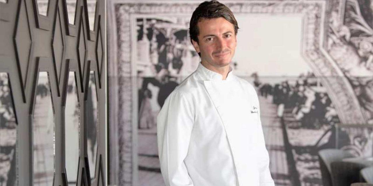 James Chauchat-Rozier : le Chef de l'Hôtel MGallery Cures Marines de Trouville