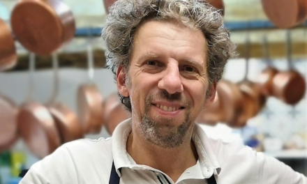 Gilles Ajuelos : Chef du Loulou Bleu