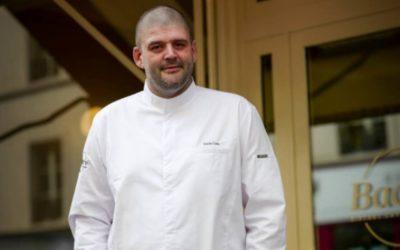 Emile Cotte : le chef de l'auberge parisienne Baca'v