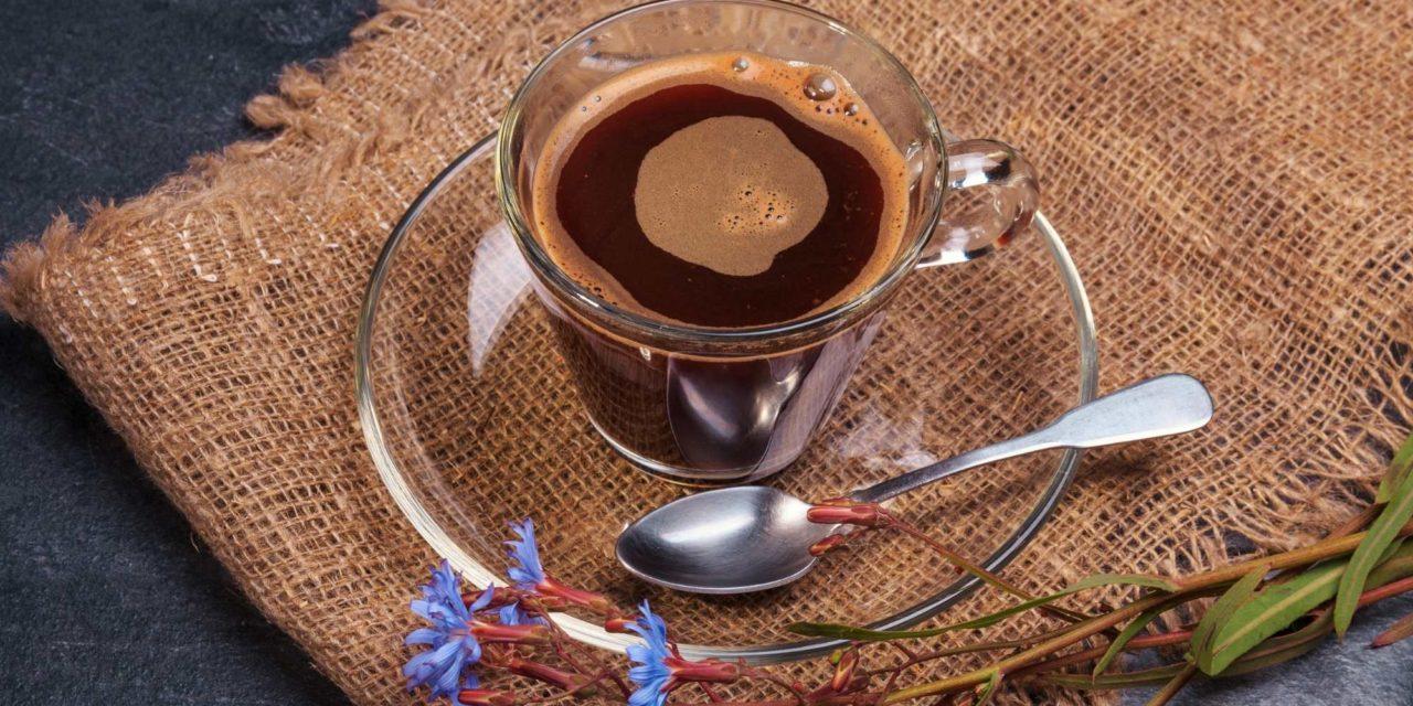 Fini le thé et le café, place à la chicorée
