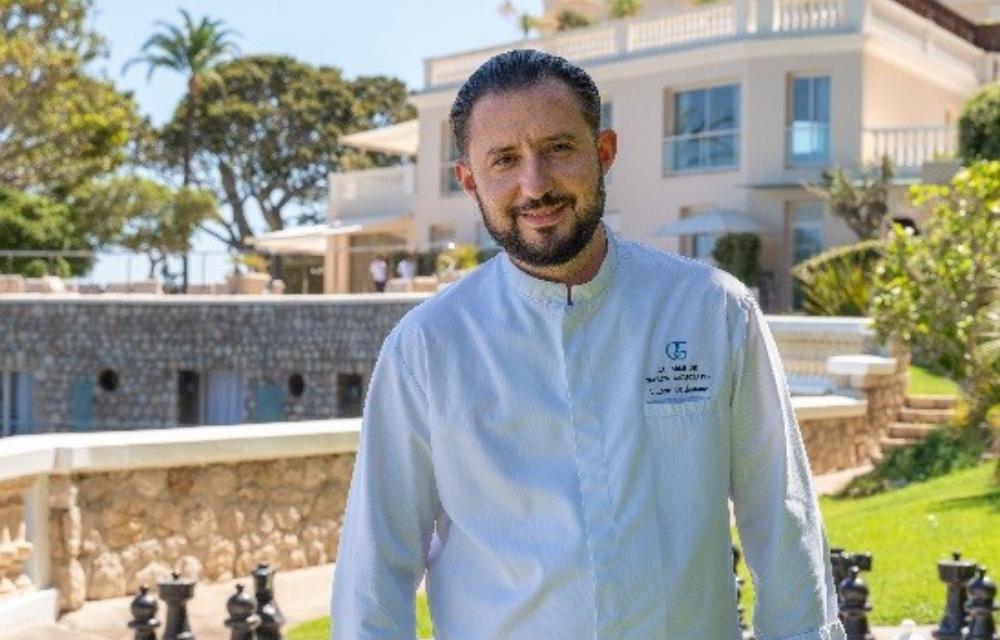 Vincent Delhomme : Chef Pâtissier du Cap Estel 5*