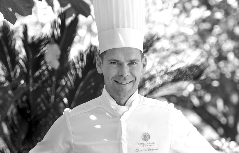 Damien Cruchet : Chef exécutif de l'Hôtel de Paris de Saint-Tropez
