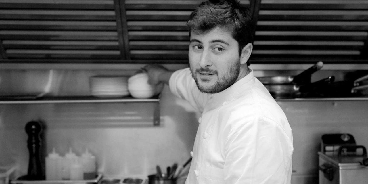 Chef Samuel Victori : jeune prodige de la cuisine