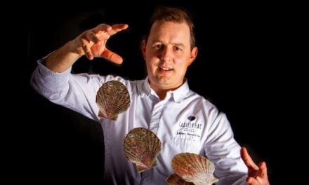 Julien Hennote : le Chef au de l'hôtel 5 étoiles Castelbrac