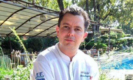 Benjamin Bourgoin: Chef de l'Hôtel Cantemerle à Vence