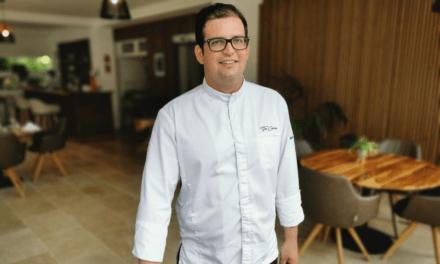 Tom Cariano : Chef de l'Hôtel de la Mer à Hyères